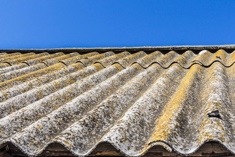 Asbestos Garage Roof Removal Costs Chelmsford Essex